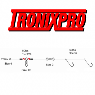 Tronix Pro Pulley Pennel - Size 5/0
